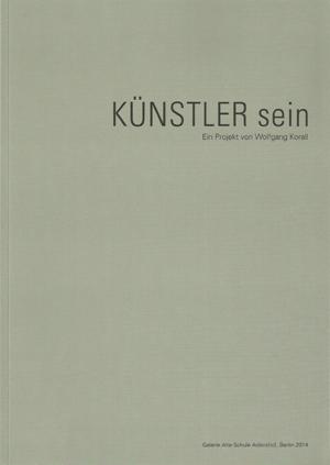 kuenstler-sein-cover-kl